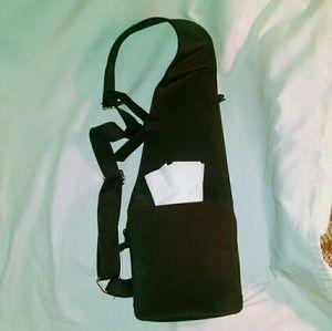 Handbags - Brown vintage crossbody bag